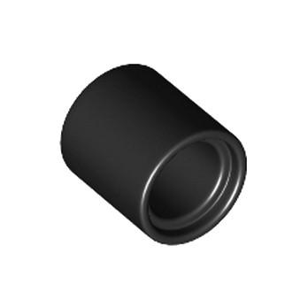 LEGO 6121485 Tube Beam 1x1 - Noir