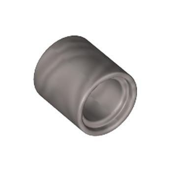 LEGO 6161155 Tube Beam 1x1 - Silver Métalic