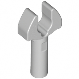 LEGO 4542590 STICK Ø 3.2 W. HOLDER - Medium Stone Grey