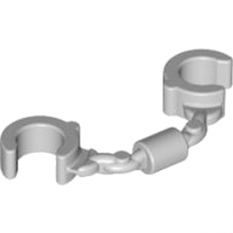LEGO 4641048 HANDCUFFS - MEDIUM STONE GREY lego-4641048-handcuffs-medium-stone-grey ici :