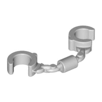 LEGO 4641048 - Menotte - Médium Stone Grey