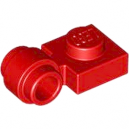 LEGO 408121 LAMP HOLDER - ROUGE