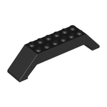 LEGO 6065894 -ROOF TILE PLATEAU 2X10X2 - NOIR