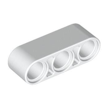 LEGO 4157532 TECHNIC 3M BEAM - BLANC lego-4208160-technic-3m-beam-blanc ici :