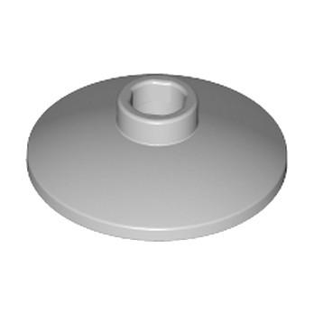 LEGO 4211512 SATELLITE DISH Ø16 - Medium Stone Grey