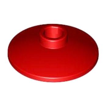 LEGO 4585146 PARABOLIC ELEMENT 2X2 Ø16 - RED