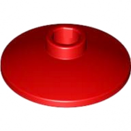 LEGO 474021  SATELLITE DISH Ø16 - ROUGE lego-4585146-satellite-parabole-o16-rouge ici :