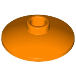 LEGO 4177930 SATELLITE DISH Ø16 - ORANGE