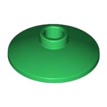 LEGO 474028  SATELLITE DISH Ø16 - Dark Green