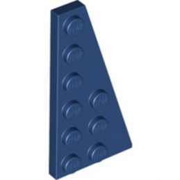LEGO 4529824 	RIGHT PLATE 3X6 W. ANGLE - Earth Blue lego-6253881-right-plate-3x6-w-angle-earth-blue ici :