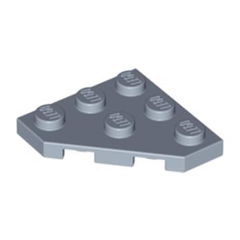 LEGO 4209021 CORNER PLATE 45 DEG. 3X3 - Sand Blue
