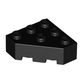 LEGO 4159550 CORNER BRICK 45 DEG. 3X3 - NOIR