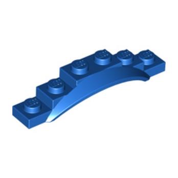 LEGO 4525848 GARDE BOUE 1X6X1 - BLEU