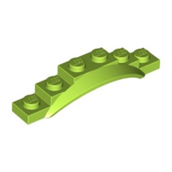 LEGO 4610474  GARDE BOUE 1X6X1- Bright Yellowish Green