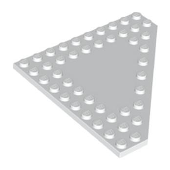 LEGO 6328162 PLATE 10X10 - WHITE