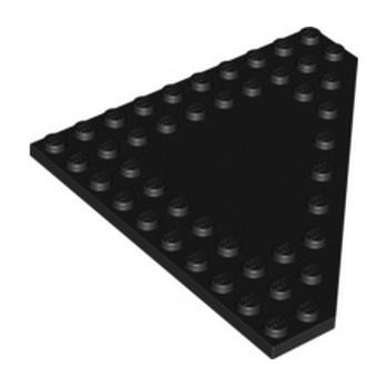 LEGO 4599461 PLATE 10X10 - NOIR