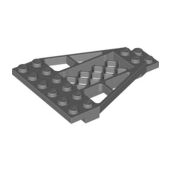 LEGO 4527144 - WING PROFILE 6X8X 2/3 - Dark Stone Grey
