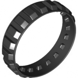 LEGO 4180576 - GREASE BAND 151MM X 2M - NOIR