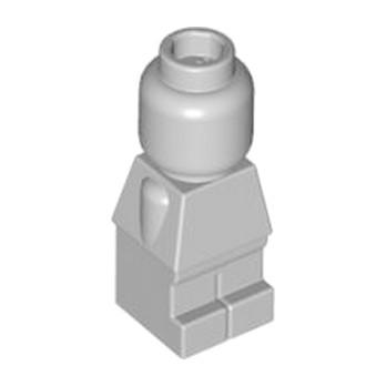 LEGO 4558465 - Micro Figure - Médium Stone Grey
