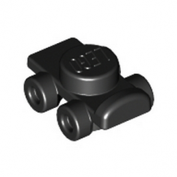 LEGO 6088585 - patin à roulette / Mini Roller Skate - Noir