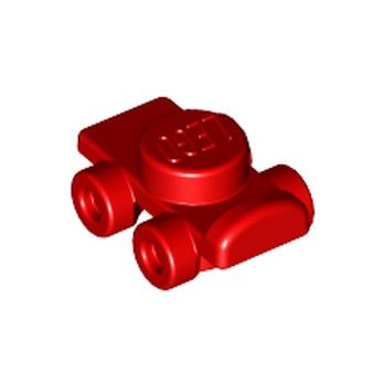 LEGO 6177500 - patin à roulette / Mini Roller Skate - Rouge