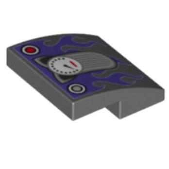LEGO 6172456 1/2 DOMES 2X2X2/3 -  IMPRIME