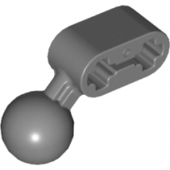 LEGO 4503381 Rotule Technic Ø 10,2 - Dark Stone Grey lego-4289258-rotule-technic-o-102-dark-stone-grey ici :