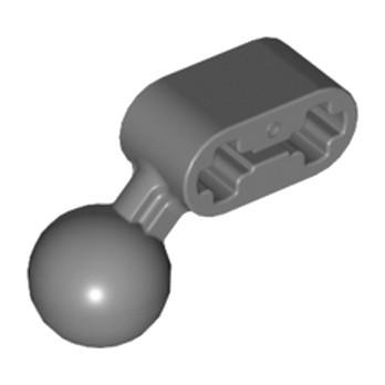 LEGO 4503381 Rotule Technic Ø 10,2 - Dark Stone Grey