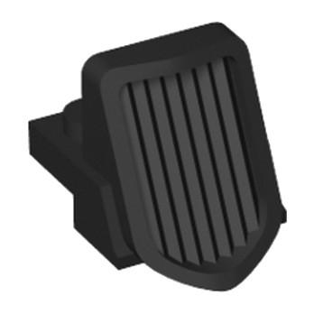 LEGO 6170814 - Plate 1x2 w. radiator - Noir