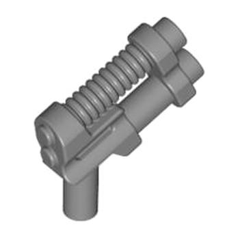 LEGO 4623236 PISTOLET / SPACE GUN - DARK STONE GREY