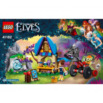 Notice / Instruction Lego Elves 41182