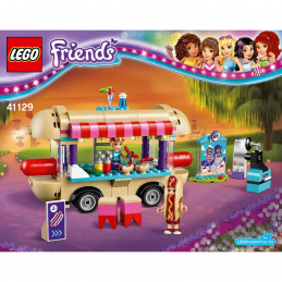 Notice / Instruction Lego Friends 41129