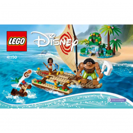 Notice / Instruction Lego Disney Princess - 41150