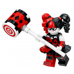 Mini Figurine Lego® The Batman Movie - Harley Quinn
