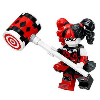 Mini Figurine Lego® The Batman Movie - Harley Quinn