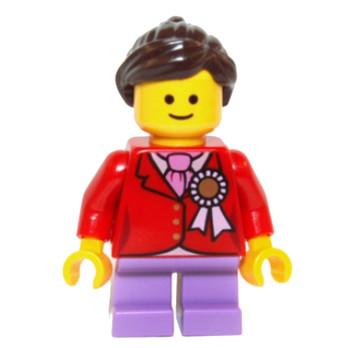 Mini Figurine Lego® City - Jeune Fille