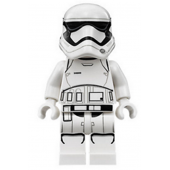 Mini Figurine Lego® Star Wars - Stormtroopers du Premier Ordre