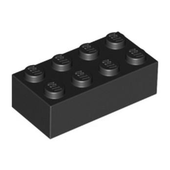 LEGO 300126 BRICK 2X4 - BLACK