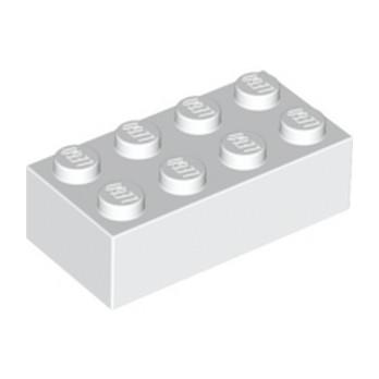 LEGO 300101 Brique 2X4 - Blanc