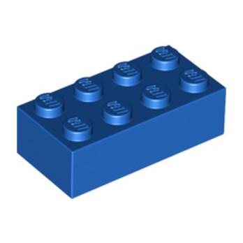 LEGO 300123 Brique 2x4 - Bleu