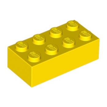 LEGO 300124 Brique 2x4 - Jaune