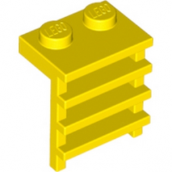 LEGO 4100529 ECHELLE 1x2x2  - JAUNE