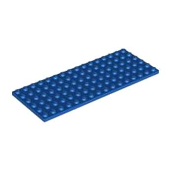 LEGO 302723 PLATE 6X16 - BLEU