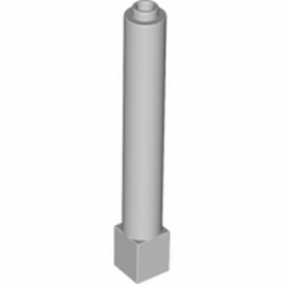 LEGO 4179576 COLONNE 1X1X6 -  MEDIUM STONE GREY