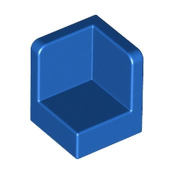 LEGO 6336565 WALL CORNER 1X1X1 - BLUE