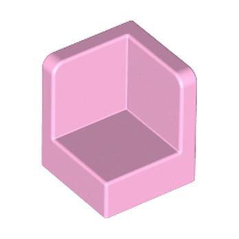 LEGO 4655258 WALL CORNER 1X1X1 - Light Purple