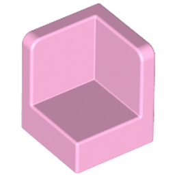 LEGO 4655258 	WALL CORNER 1X1X1 - Light Purple