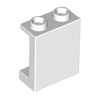 LEGO 4585458 MUR / CLOISON 1X2X2 - BLANC