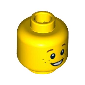 LEGO 4584727 TÊTE ENFANT