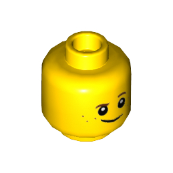 LEGO 6153335 TÊTE - ENFANT